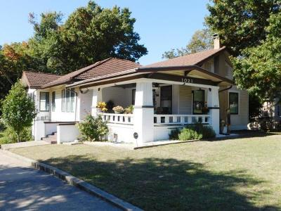 Waxahachie Single Family Home For Sale: 1021 W Main Street