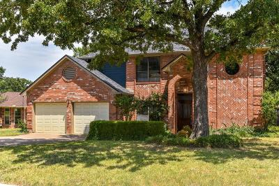 Arlington Single Family Home For Sale: 5209 Overridge Drive