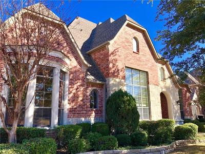 Frisco Single Family Home For Sale: 1778 Prairie Creek Trail