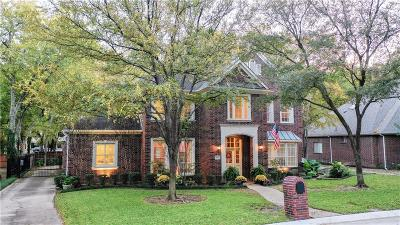 Mckinney Single Family Home Active Option Contract: 2805 Carriage Trail