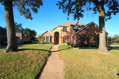 Corinth TX Single Family Home For Sale: $339,000
