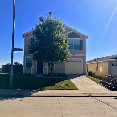 Fort Worth Single Family Home For Sale: 2901 Pima Lane