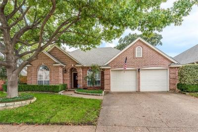 Hurst, Euless, Bedford Single Family Home For Sale: 2716 River Forest Court