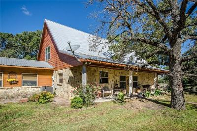 Angus, Barry, Blooming Grove, Chatfield, Corsicana, Dawson, Emhouse, Eureka, Frost, Hubbard, Kerens, Mildred, Navarro, No City, Powell, Purdon, Rice, Richland, Streetman, Wortham Farm & Ranch For Sale: 430 NW Cr 2160