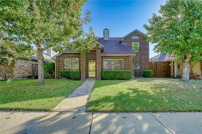 Allen Single Family Home For Sale: 1507 Spring Street
