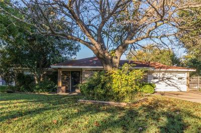 Benbrook Single Family Home For Sale: 3924 Westerly Road
