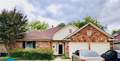 Euless Single Family Home For Sale: 1104 Hanover Drive