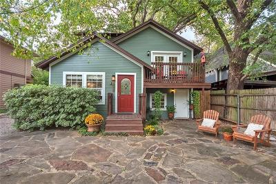 Dallas Single Family Home For Sale: 8707 Eustis Avenue