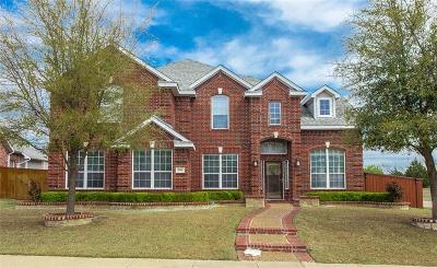 Allen Single Family Home For Sale: 804 Rushmore Drive