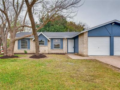 North Richland Hills Single Family Home Active Option Contract: 6548 Wakefield Road