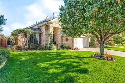 Euless Single Family Home Active Contingent: 203 Park Haven Boulevard
