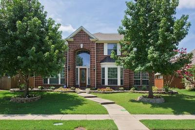 Allen Single Family Home For Sale: 1606 Harvest Glen Drive
