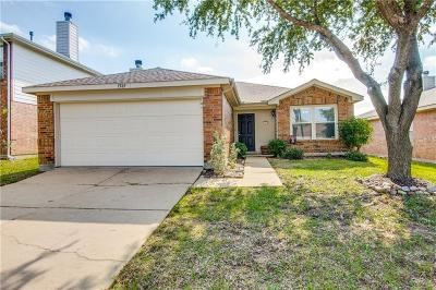 Little Elm Single Family Home Active Option Contract: 1569 Crown View Drive