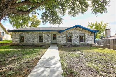 Carrollton Single Family Home For Sale: 3108 Windsor Road