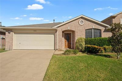 Wylie Single Family Home Active Option Contract: 3204 Candlebrook Drive