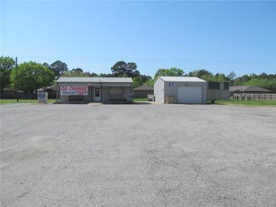 Quitman Commercial For Sale: 708 S Main Street