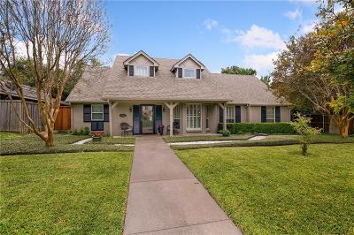 Richardson Single Family Home Active Option Contract: 15 Lundys Lane