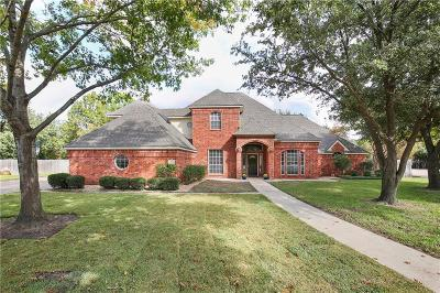 Southlake TX Single Family Home For Sale: $569,000