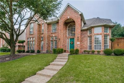 Allen Single Family Home For Sale: 1224 Irvine Drive
