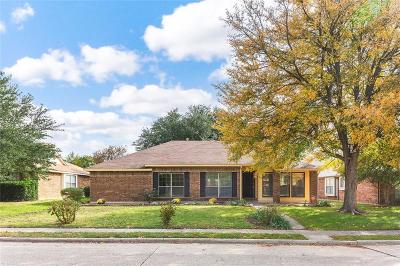 Allen Single Family Home For Sale: 622 Hanover Drive