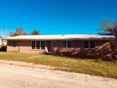 Mills County Single Family Home For Sale: 1250 E Schlee
