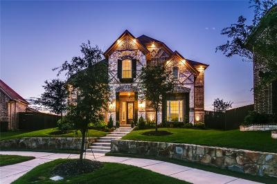 Frisco Single Family Home For Sale: 4212 Live Springs Road