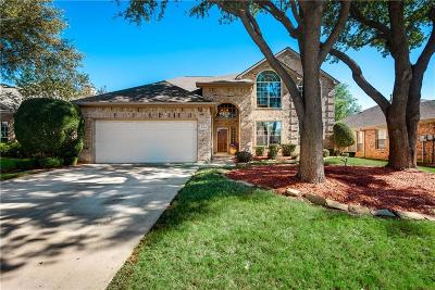 Flower Mound Single Family Home For Sale: 5014 Timberland Parkway