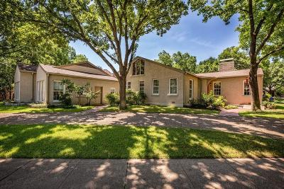 Fort Worth Single Family Home For Sale: 3565 Dorothy Lane S