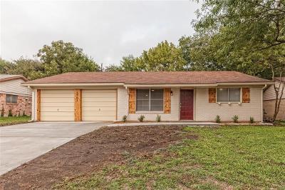 Waco Single Family Home For Sale: 3701 Wingate Drive