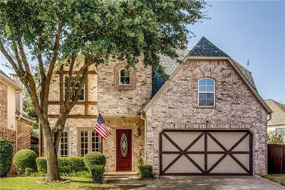 Allen Single Family Home For Sale: 204 Venice Court