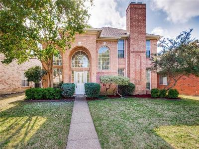 Dallas Single Family Home For Sale: 4308 Voss Hills Place