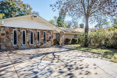 Dallas Single Family Home For Sale: 1286 Hidden Valley Drive