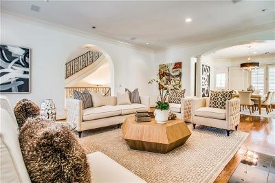 Dallas  Residential Lease For Lease: 3352 Blackburn Street