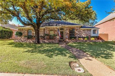 Lewisville Single Family Home For Sale: 1912 Campfire Court