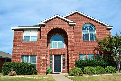 Allen Single Family Home For Sale: 1533 Balboa Lane