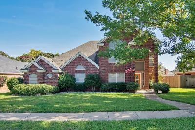 Keller Single Family Home For Sale: 1501 Cat Mountain Trail