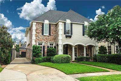 Dallas Single Family Home For Sale: 4923 Stanford Avenue