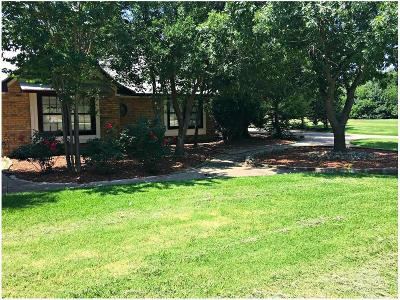 Single Family Home Active Option Contract: 1355 Boaz Road