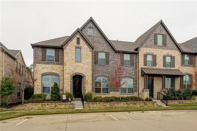 McKinney TX Townhouse For Sale: $345,000