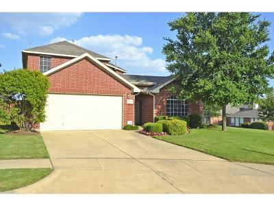 Coppell Single Family Home Active Option Contract: 153 Kilbridge Court