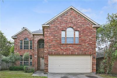 Fort Worth Single Family Home For Sale: 5552 Lawnsberry Drive