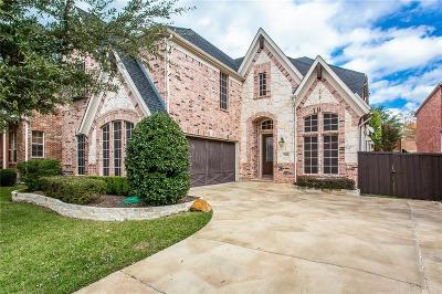 Plano TX Single Family Home Active Contingent: $450,000