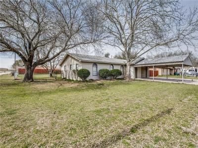 Archer County, Baylor County, Clay County, Jack County, Throckmorton County, Wichita County, Wise County Single Family Home For Sale: 100 Laguna Vista Court