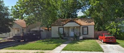 Grand Prairie Single Family Home For Sale: 1633 Ruea