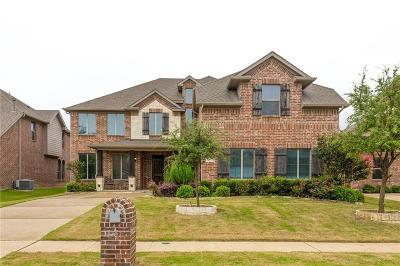 Keller Single Family Home For Sale: 1967 Lewis Crossing Drive