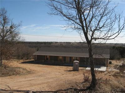 Weatherford Single Family Home For Sale: 200 Brazos Valley Lane
