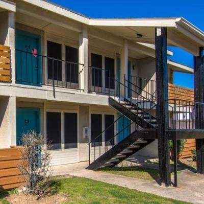 Hurst Residential Lease For Lease: 601 Bellaire Drive #137