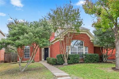 Frisco Single Family Home For Sale: 10300 Burgundy Drive