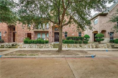 Frisco Condo For Sale: 6853 Massa Lane