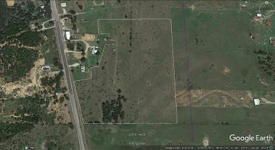 Mineral Wells Farm & Ranch For Sale: 0000 S Highway 281